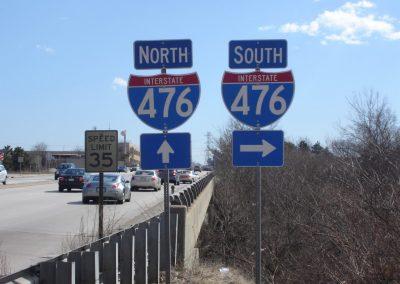 Convenient Interstate Highway Access