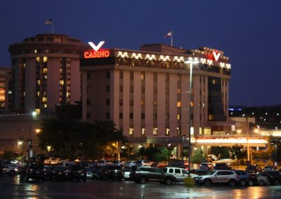 Valley Forge Casino Exterior