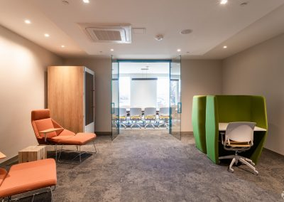 E-Lounge and Conference Room in the Residences at Bentwood